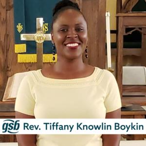 Rev. Tiffany Knowlin Boykin